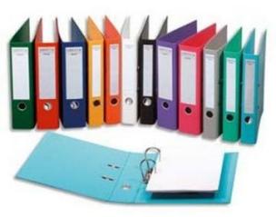 Lever Arch Files (Box Files)