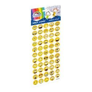 Convex stickers Fiorello GR-NP162 faces