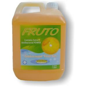 Antibacterial Floor Gel Frutto - 5 Liters