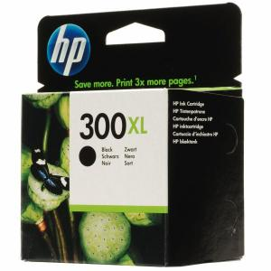 HP INK 300XL  BLACK