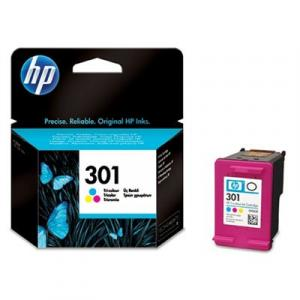 HP INK 301  COLOURS