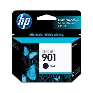 HP INK 901  BLACK