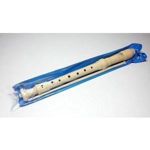 Flute w/brush plastic