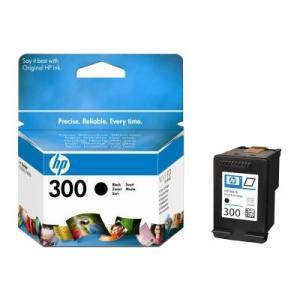 HP INK 300  BLACK